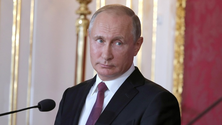 Путин назвал недопустимыми попытки вывести из-под удара террористов в Идлибе