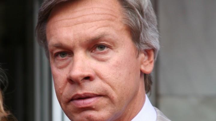 Пушков позитивно  отреагировал нановость осокращении вложений РФ  вгосдолг США