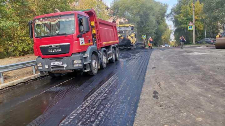 Во Владимирской области закончен ремонт дорог сезона 2021 года