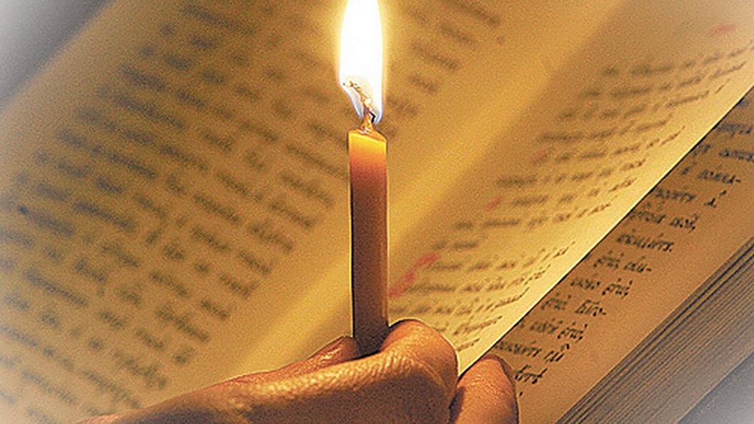 Великий пост - умереть для мира, родиться для духа