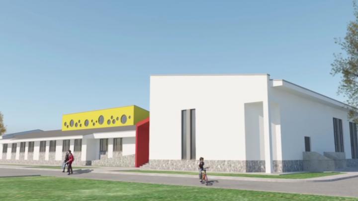 В Ширакской, Вайоцдзорской и Гегаркуникской областях построят пять модульных школ