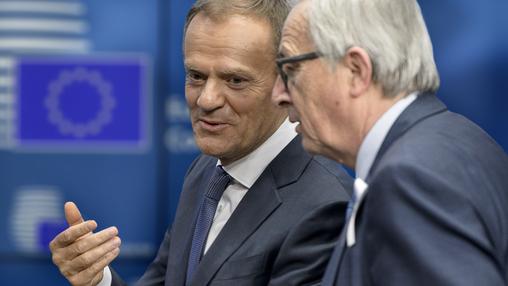 Верхушка ЕС сбежала от журналистов, не связав и двух слов
