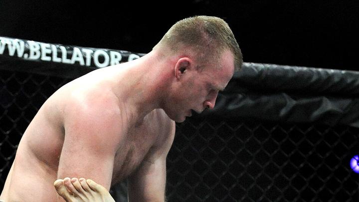 Тренер или контракт с UFC - что нужнее Александру Шлеменко?