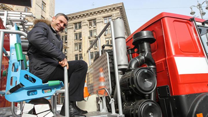 Наскакали: Как Кличко привёл киевлян к светлому будущему