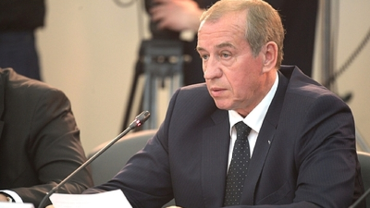 Губернатор Иркутской области накинул себе треть оклада