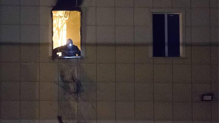 Кондитер из ПТУ отвечал за пожаробезопасность Зимней вишни
