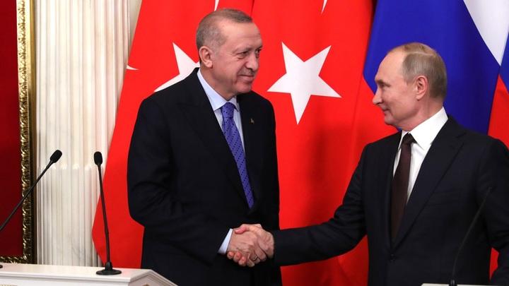 Эрдоган ждал до последнего, но...: Михеев о том как Путин продавил президента Турции