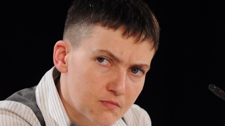 Що, всралися?: Освободившаяся Надя Савченко анонсировала борьбу за Украину