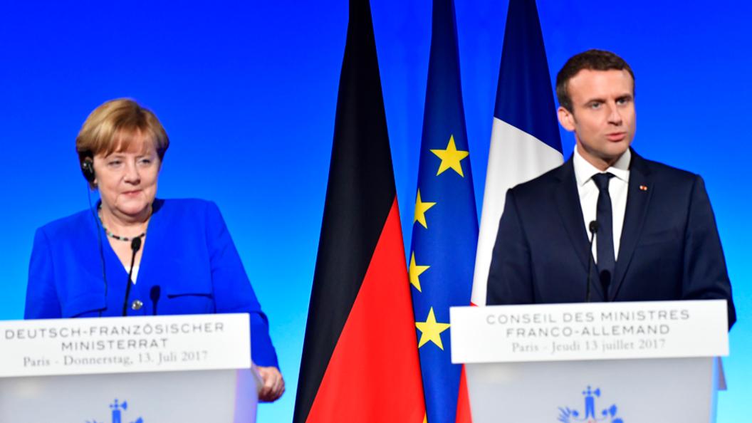 Германия и Франция поддержали Россию после испытания бомбы в КНДР