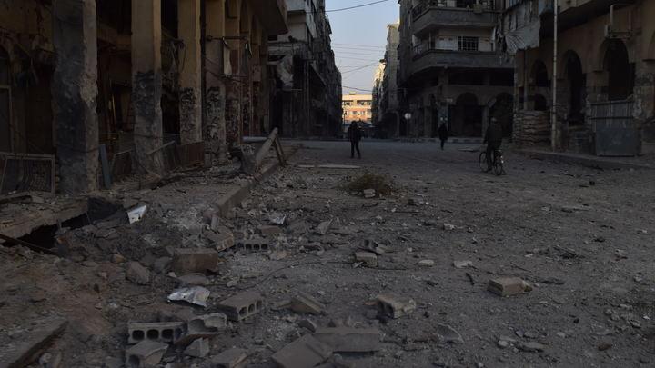 19 мин 120-го калибра: Боевики обстреляли российских военных в Дамаске