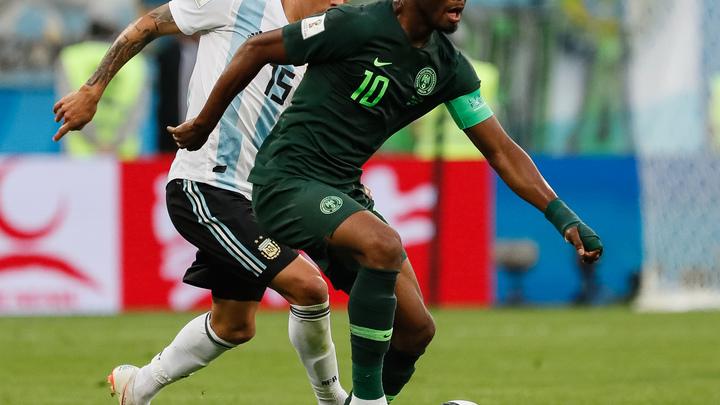 «Молчал ради сборной»: Нигерийский игрок рассказал о трагедии, настигшей его во время ЧМ-2018