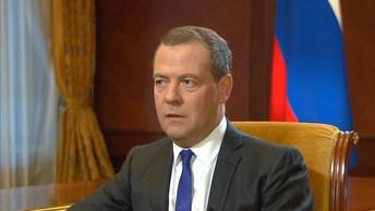 Медведев: вступление Грузии в НАТО спровоцирует «страшный конфликт»