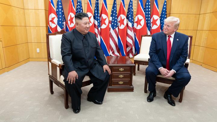 Ким Чен Ын в добром здравии: Трамп опроверг главный миф о лидере КНДР