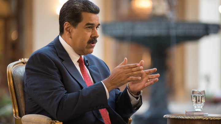 Мадуро прибыл в Москву за процветающим будущим  Венесуэлы
