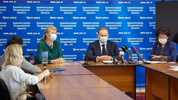 Госпитализировать с коронавирусом во Владимирской области будут только самых тяжелых