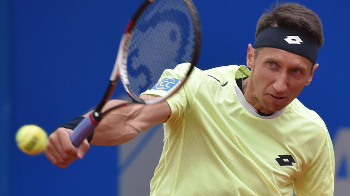 Как я встретил украинского теннисиста Стаховского