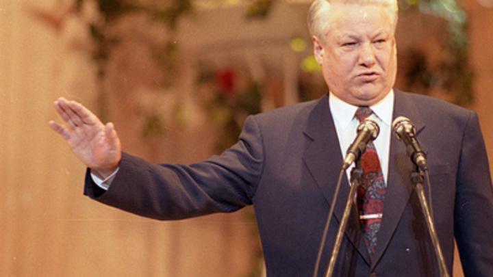 Россию при Ельцине разворовывали так нагло, что съехали глаза на затылок - Руцкой