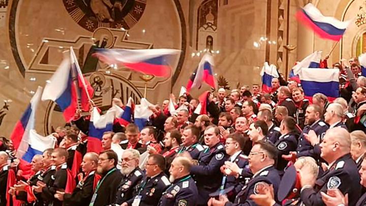 На службу царю: В Москве объединили всех реестровых казаков