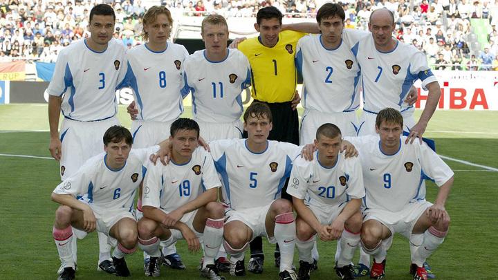 Русские на ЧМ: 2002 год