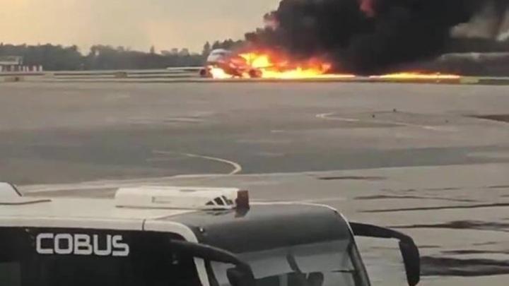 До остановки - было 4 секунды: В Росавиации выяснили точное время пожара на борту SSJ-100