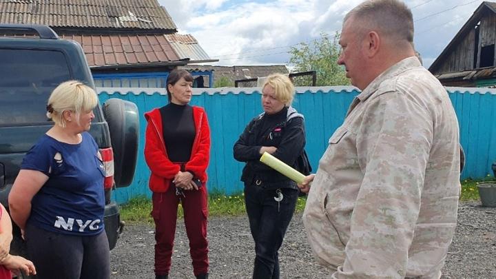 Гурулев опроверг фейковую новость о главе Шелопугинского района
