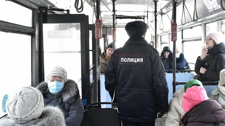 Во Владимире оштрафовали двух антимасочников