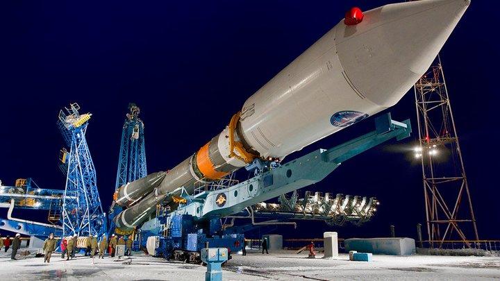 Космодром Плесецк произвел первый в этом году пуск Союза