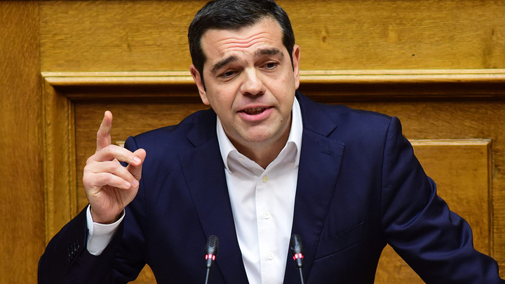 Ципрас в последний раз «надувает» греков