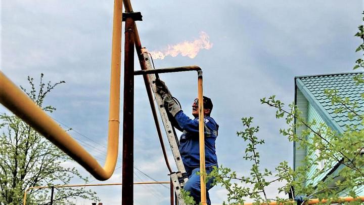 На Кубани к газу бесплатно подключат более чем 100 тысяч участков