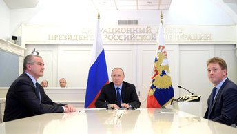 Губернатор Севастополя убедил Путина в необходимости туннеля под морским рейдом