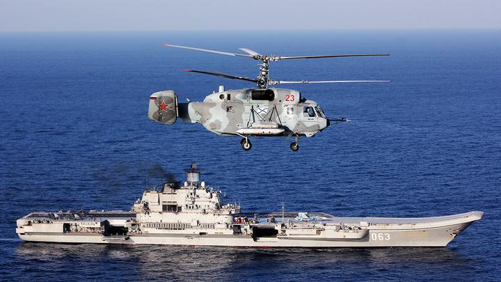 Вертолётоносцы у России будут. В правильном понимании