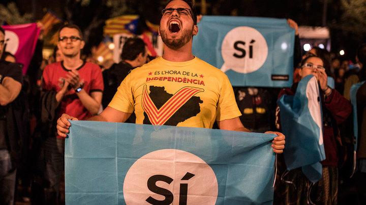 Кому выгоден майдан в Каталонии