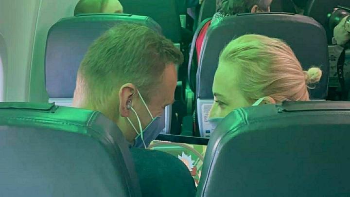 Германия ответила на запрос о яде для Навального: Следы есть, но какие - не скажем
