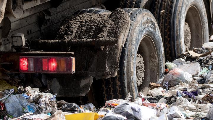 Звенигородская свалка: Город тонет в мусоре
