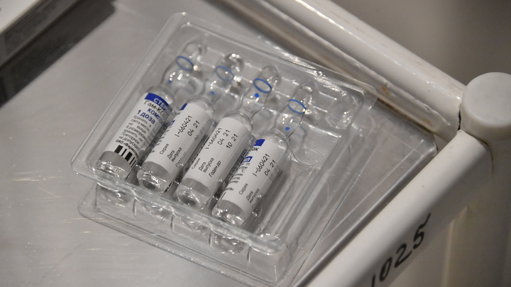 В Новосибирске назвали долю заболевших COVID-19 после вакцинации