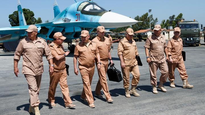 Россия и Сирия договорились: Стало известно, для чего расширят авиабазу Хмеймим