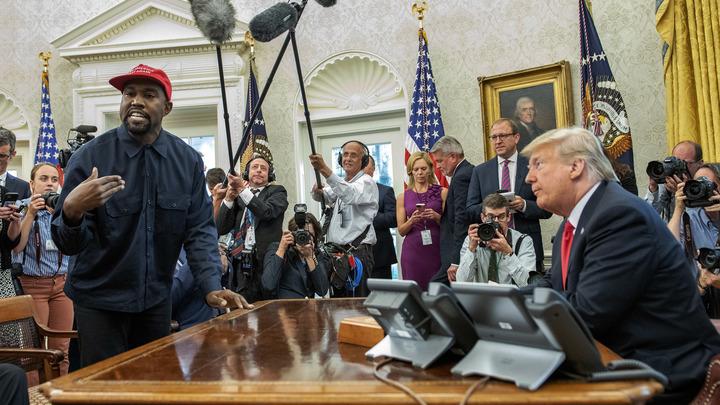 Следующим президентом США станет рэпер? Русская журналистка оценила шансы Канье Уэста