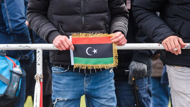 Неизвестные напали на посольство Ливии в Минске и избили дипломатов