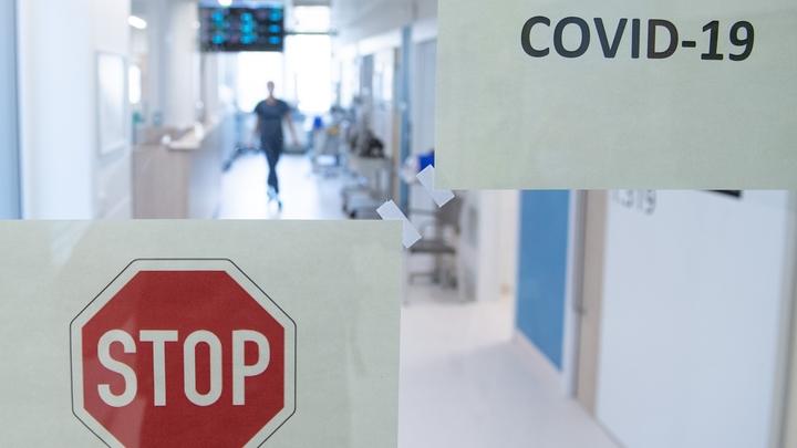 Две трети лёгких повреждено. Уже думал - всё: Заболевший COVID-19 едва сдержал эмоции на камеру