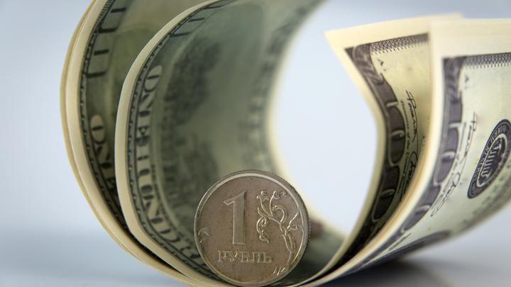 80 рублей за доллар, в шоковом сценарии  - 100: Экономист назвал главные угрозы для рубля