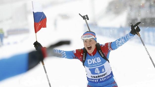 Русское биатлонное чудо 12-летней выдержки