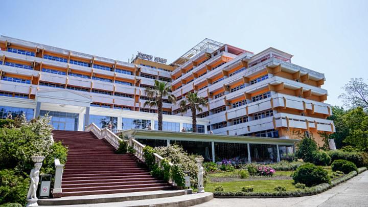 Загрузка отелей в Сочи превысила 85%