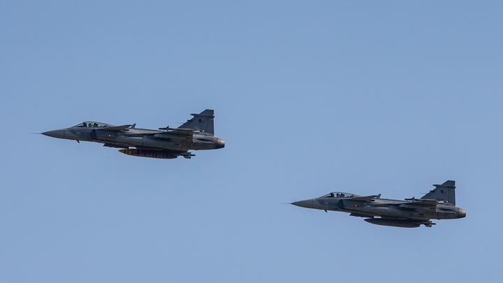 Сначала море, затем небо. Авиации НАТО могут запретить полёты возле границ России