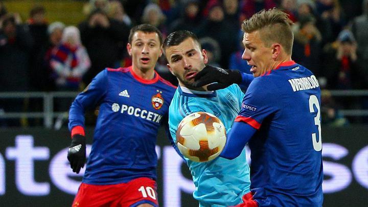 ЦСКА заслуживал ничьей