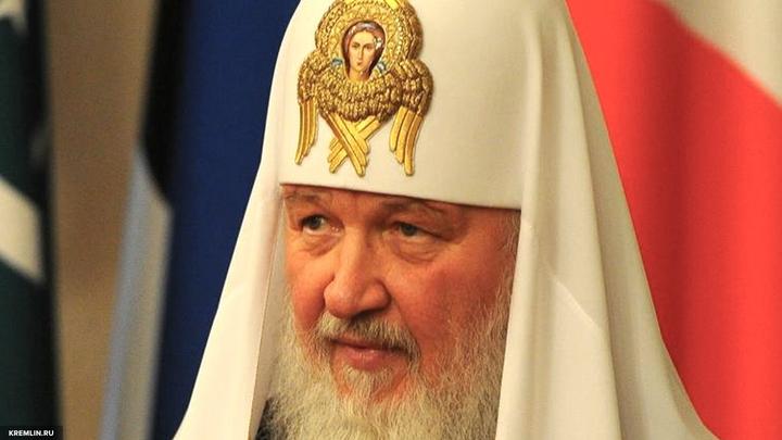 Патриарх Кирилл наградил своего духовника - схиархимандрита Илию