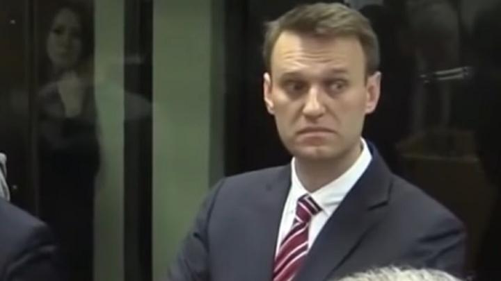ФСИН требует отправить Алексея Навального в колонию