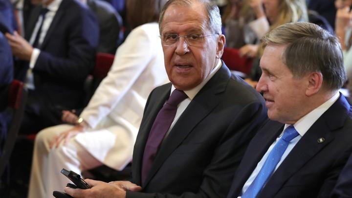 Лавров напомнил причину желания Крыма воссоединиться с Россией