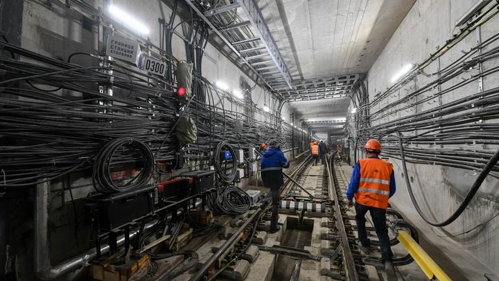 Мариинский оказался под угрозой из-за строительства перегона метро между «Театральной» и «Спасской»