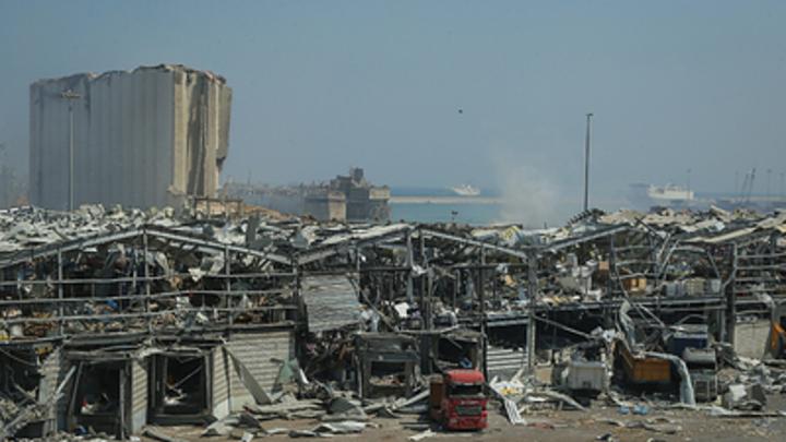 Не город, а фильм ужасов: После взрыва в Бейруте Ливан потерял 90% запасов лекарств - СМИ