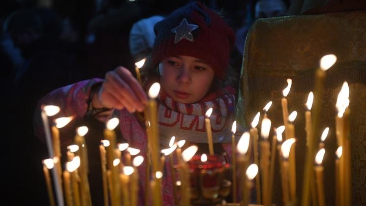 В Церкви ответили на возражения противников Большого молитвенного стояния